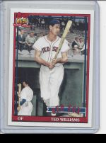 2016 Topps Archives Ted Williams