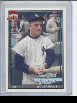 2016 Topps Archives Roger Maris