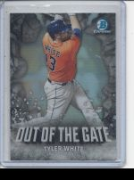 2016 Bowman Chrome Tyler White