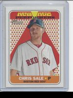 2018 Topps Heritage Chris Sale