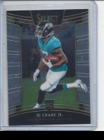 2018 Panini Select DJ Chark Jr