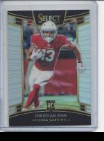 2018 Panini Select Christian Kirk