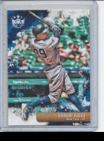 2019 Panini Diamond Kings Aaron Judge