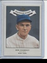 2019 Panini Diamond Kings Bob Shawkey