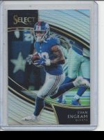 2018 Panini Select Evan Engram