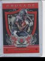 2019 Panini Prizm Draft Picks Kelvin Harmon