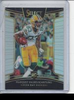 2018 Panini Select Marquez Valdes Scantling
