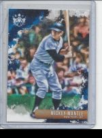 2019 Panini Diamond Kings Mickey Mantle