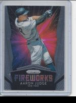 2019 Panini Prizm Aaron Judge
