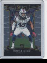 2018 Panini Select Tremaine Edmunds