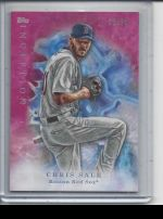2017 Topps Inception Chris Sale
