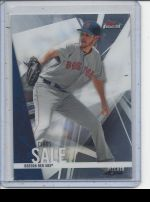 2017 Topps Finest Chris Sale
