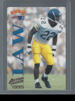 1995 Action Packed Ty Law