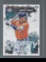 2018 Panini Diamond Kings Carlos Correa