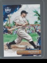 2019 Panini Diamond Kings Lou Gehrig
