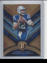 2019 Panini Gold Standard Andrew Luck