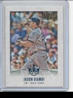 2019 Panini Diamond Kings Jason Giambi