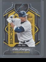 2019 Panini Leather & Lumber Alex Rodriguez