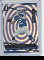 2019 Panini Unparalleled Andrew Luck