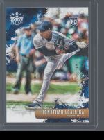 2019 Panini Diamond Kings Jonathan Loaisiga