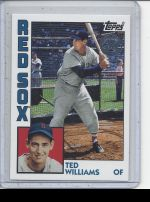 2019 Topps Update Ted Williams