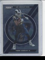 2019 Panini Player of the Day Todd Gurley II