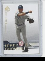 2008 SP Authentic Derek Jeter