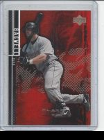 2001 Black Diamond Jeff Bagwell