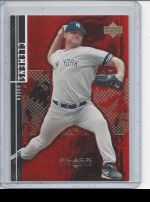 2001 Black Diamond Roger Clemens