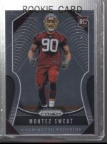 2019 Panini Prizm Montez Sweat