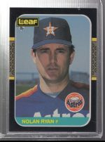 1987 Leaf Nolan Ryan