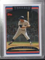 2006 Topps Mickey Mantle