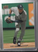 2008 Upper Deck First Edition Derek Jeter