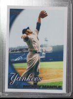 2010 Topps Mickey Mantle