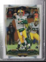2014 Topps Aaron Rodgers