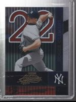 2002 Playoff Absolute Roger Clemens