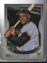 2016 Topps Willie Mays