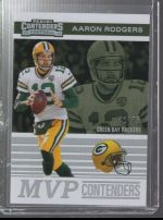 2019 Panini Contenders Aaron Rodgers