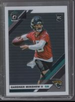 2019 Donruss Optic Gardner Minshew II