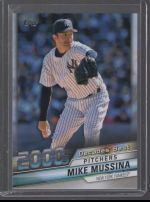 2020 Topps Series 1 Mike Mussina
