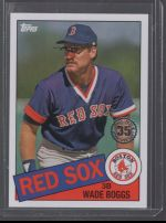 2020 Topps Series 1 Wade Boggs