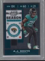 2019 Panini Contenders Optic AJ Bouye