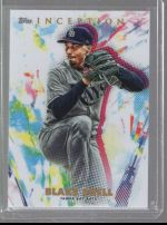 2020 Topps Inception Legends Material Printing Plate Magenta Blake Snell<br />Card not available