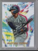 2020 Topps Inception Legends Material Printing Plate Magenta Gleyber Torres<br />Card not available