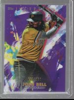 2020 Topps Inception Legends Material Printing Plate Magenta Josh Bell<br />Card Owner: Scott Beyer