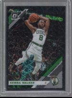 2019-20 Donruss Optic Legends Material Printing Plate Magenta Kemba Walker<br />Card not available
