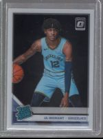 2019-20 Donruss Optic Legends Material Printing Plate Magenta Ja Morant<br />Card not available