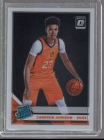2019-20 Donruss Optic Legends Material Printing Plate Magenta Cameron Johnson<br />Card not available
