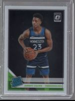 2019-20 Donruss Optic Legends Material Printing Plate Magenta Jarrett Culver<br />Card Owner: Chuck Perkins