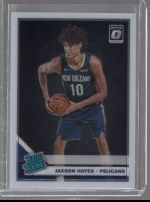 2019-20 Donruss Optic Legends Material Printing Plate Magenta Jaxson Hayes<br />Card not available